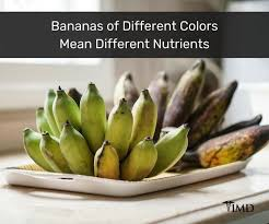 Green Yellow And Brown The Benefits Of Banana Colors 1md