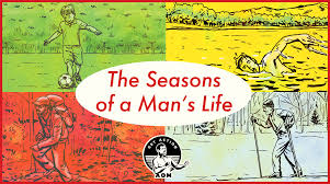 <b>The Seasons</b> of a <b>Man's</b> Life: An Introduction | The Art of Manliness