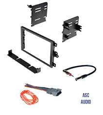 amazon com asc audio car stereo dash kit, wire harness, and antenna Wire Harness Assembly at Wire Harness Manufacturing Business For Sale