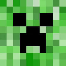 Minecraft Pictures To Print Print Out And Glue Onto A Square Cardboard Box On Other Sides Glue