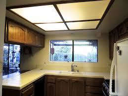 fluorescent kitchen light fixtures recessed lighting track feature design led ceiling lights home pendant repair flu for decor xshare us l trim rings
