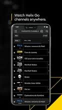 • check the listings for your tv channels, even when you're not home (helix go). Helix Tv Apps On Google Play
