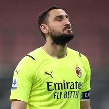 AC Milan Goalkeeper Gianluigi ...