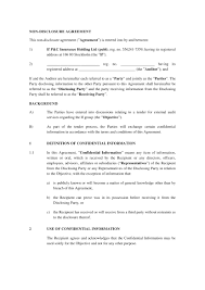 Confidentiality Agreement Samples 9 Audit Confidentiality Agreement Examples Pdf Examples