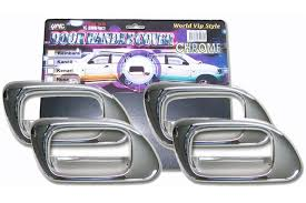 yc3360 kelisa kancil door handle cover 4pcs set