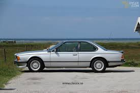 Classic 1983 BMW 635 CSi Coupe for Sale #2786 - Dyler