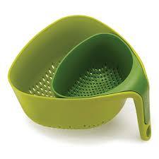 Купить <b>Дуршлаг Nest</b> зеленый <b>Joseph Joseph 40093</b> в интернет ...