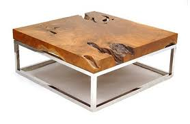 interior coffee tables ideas best reclaimed wood table diy raw practical 7 raw wood