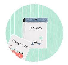 Calendar Animated Illustration Gif By Thoka Maer Find Share On Giphy