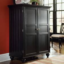 contemporary computer armoire desk computer armoire. Modern Computer Armoire Black Armoires For Workplace Design And Furniture Contemporary Desk