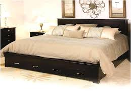 California King Wood Bed Frame California King Solid Wood Bed Frame