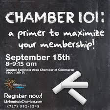 Greater Seminole Area Chamber of Commerce