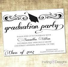 Graduation Invitation Maker Online Free Graduation