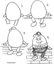 how to draw humpty dumpty inkspired musings nursery rhymes with humpty dumpty find this pin and more on drawing