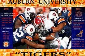 auburn tigers football schedule