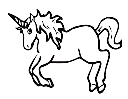 unicorn coloring page printable unicorn fairy tales coloring pages printable art sheets for for free