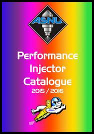 Nissan Injector Colour Chart Asnu Performance Products 2016 By Asnu Issuu