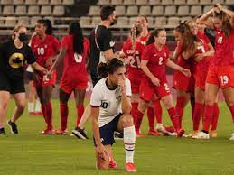 USWNT Olympic loss to Canada emblematic ...