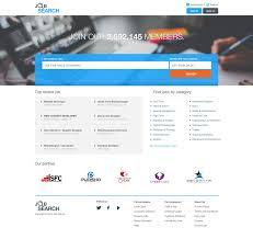 Jobs Searching Websites Design Job Search Websites Make Shop