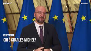 Chi è Charles Michel