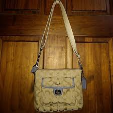 COACH Pocket Swingpack Bag Crossbody 45026