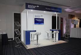 Display Stands Brisbane 100 DISPLAYS Bank of America 100 DISPLAYS Display Solutions 84