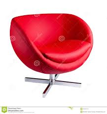 modern red chair stock images  image
