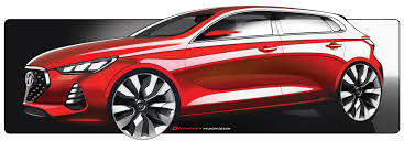 Hyundai I30 Designer Ive Been Dreaming Of Designing Cars Since I Was 5 Years Old