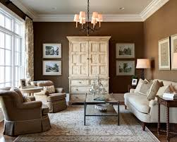 brown living room. Contemporary Brown Living Room S