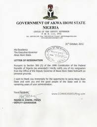 connoisseur photo original copy of nsima ekere s resignation letter photo original copy of nsima ekere s resignation letter