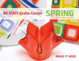 Cleveland College Of Art And Design Short Courses The Nc State Crafts Center Spring 2020 Course Catalog By