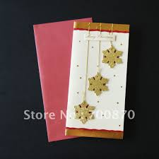 Unique Christmas Cards Handmade Christmas Greeting Cards With Unique Design