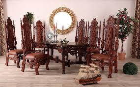 Luxus Esszimmer Möbel Luxus Für Ihr Heim Lionsstar Gmbh