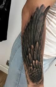 35 Detektivní Křídla Tetování Vzory Punditschoolnet