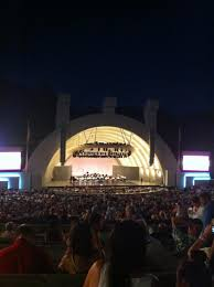 Hollywood Bowl Section J2 Rateyourseats Com