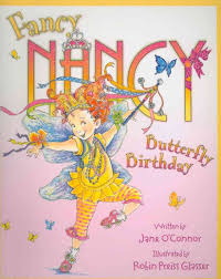 Buy Fancy Nancy and the Butterfly Birthday by Jane O'Connor With Free  Delivery | wordery.com