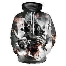 Headbook New Fashion Skulls <b>Hoodies Men</b>/<b>Women 3d</b> ...