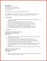 Sample Resume Format For Accountant Inspirational Accountant Resume Sample Pdf Mailing Format Accountant 12