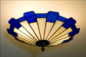 stained glass ceiling light. Lights Stained Glass Lamps For The Most Incredible Ceiling Light With Regard To Property A
