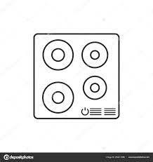 Indüksiyon ocak vektörler - Sayfa 2 | Indüksiyon ocak vektör çizimler,  vektörel grafik