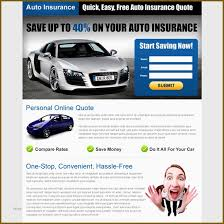 Car Insurance Rate Quotes 36 Amazing Free Quick Car Insurance Quote Unique Auto Insurance Landing Page