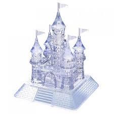 <b>3D</b>-<b>пазл</b> кристаллический *Замок* (свет, звук), 105 элементов ...