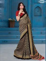 impressive designs red black. Impressive Black ,Beige And Red Designer Saree 26553181 Designs N