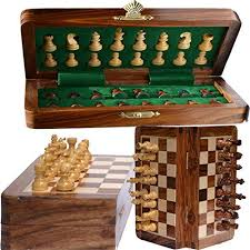 105 Magnetic Wooden Travel Chess Game 100 best Magnetic Chess Set images on Pinterest Chess games 32