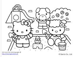 Hello kitty written in japanese ハローキティ luckily description of our coloring books is in english. Free Hello Kitty Coloring Book