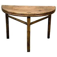 antique half moon table medium size of kitchen room design ideas antique half moon table circle