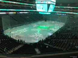 American Airlines Center Section 223 Dallas Stars