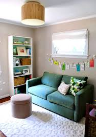 Office and playroom Sunroom Young House Love Our Home Office Guest Room Makeover Is Done Young House Love