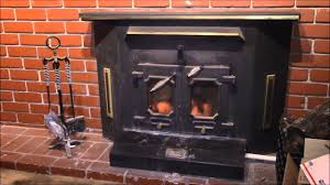 double wall fireplace insert