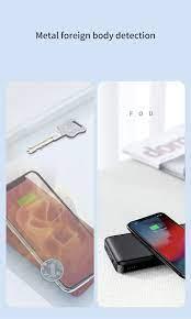 ✓Baseus M36 Wireless Charger Powerbank 10000 Mah Kablosuz Şarj Fiyatları ve  Özellikleri